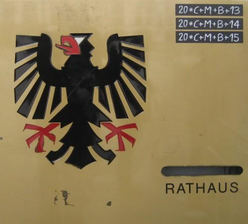 Rathaustür