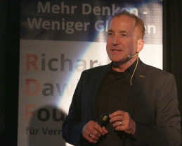 Michael Shermer in Bochum