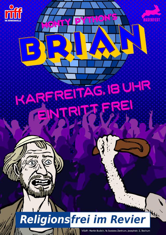 BRIAN-Plakat '19
